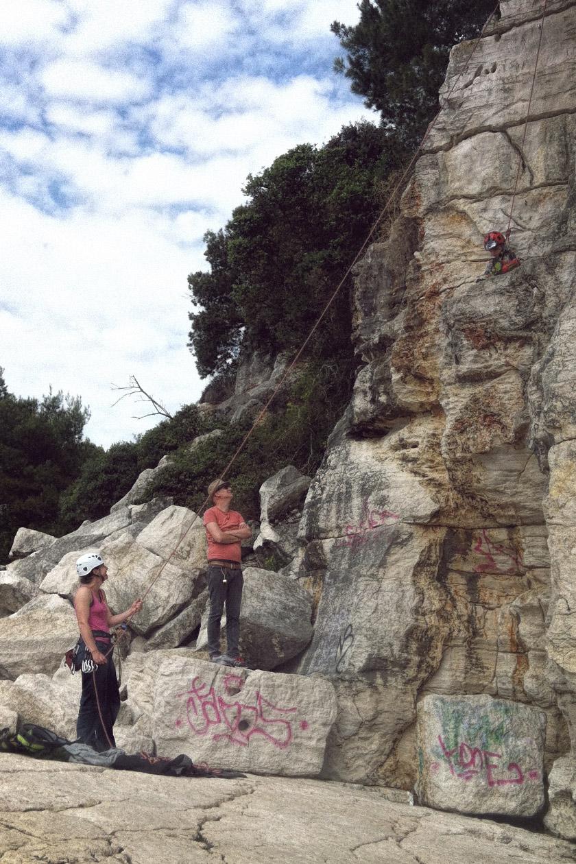 Kletterurlaub mit Kindern - LIFE for FIVE